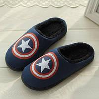 Тапочки Капитан Америка, фото 1