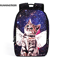 Рюкзак Котик з крилами