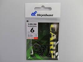Крючек Hayabusa H.Bil288 Black Nickel №6