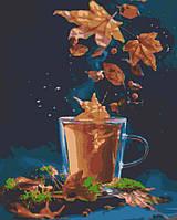Картина по номерам Согревающий чай, 40*50 см, без коробки RB