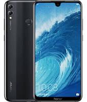 """Смартфон Honor 8X Max 4/128GB Black, 16+2/8Мп, 7.12""""LTPS, 2 sim, 4G, 5000мАһ, Snapdragon 636, 8 ядер"""