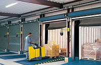 Рулонные ворота HR 120 A basic