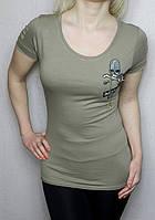 Женская футболка № 713 жіноча футболка, фото 1