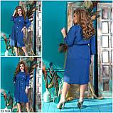 Шикарное платье    (размеры 48-58) 0265-01, фото 2