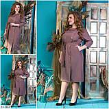Шикарное платье    (размеры 48-58) 0265-01, фото 4