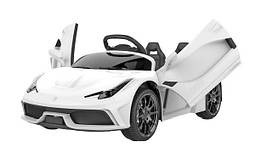 Їв-мобіль T-7659 EVA WHITE легковий на Bluetooth 2.4 G Р/У 2*6V4,5AH мотор 2*25W з MP3 114*70*45 /1/