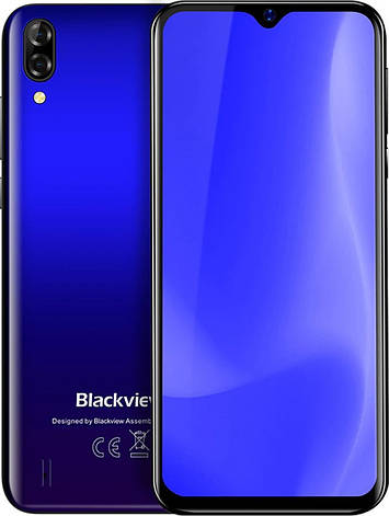Blackview A60 2/16Gb Blue Гарантия 1 год, фото 2