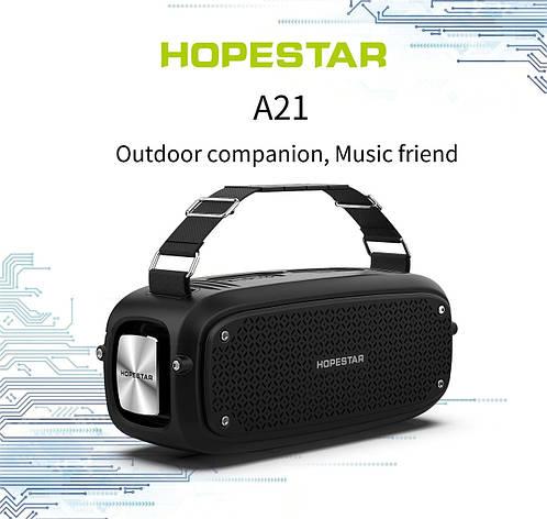 Портативна Bluetooth колонка Hopestar A21, фото 2