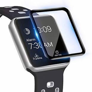 Защитное стекло Apple Watch 40mm 5D