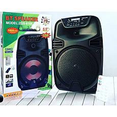 Портативная колонка Bluetooth ZQS-6108, фото 2