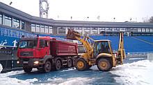 Вывоз снега.Чистка снега.Уборка снега Киев