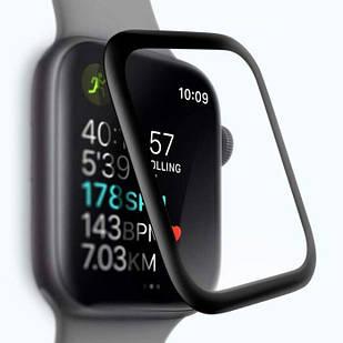 Защитное стекло Apple Watch 44mm 5D
