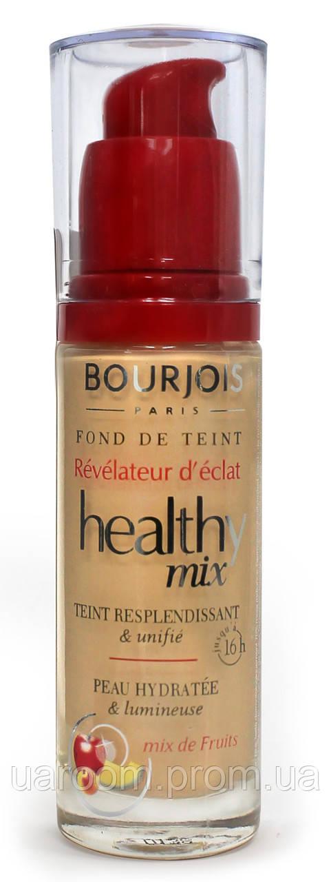 Тональный крем Bourjois Healthy mix, 30 мл