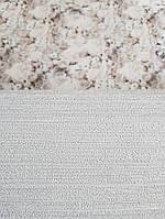 Метровые обои виниловые на флизелине AS creation Textures однотонные серые, фото 1