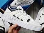 Чоловічі кросівки Adidas Drop Step (білі) 577TP спортивні демісезонні кроси на весну, фото 3