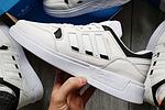 Чоловічі кросівки Adidas Drop Step (білі) 577TP спортивні демісезонні кроси на весну, фото 6