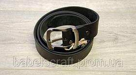 Ремінь для джинсів Babel's Craft Resty, Чорний, Середній 115см. - 125см.