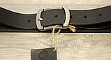 Ремінь для джинсів Babel's Craft Resty, Коричневий, Маленький 100см. - 110см., фото 3