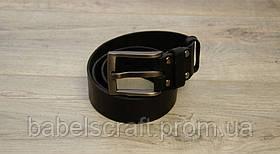 Ремінь для джинсів Babel's Craft Man, Чорний, Маленький 100см. - 110см.