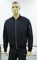 Куртка-бомбер мужская Tiger Force темно-синияя