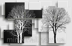 3D_Деревья 3