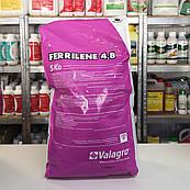 Удобрение Феррилен/Ferrilen 4.8 Orto-Orto 5 кг Валагро