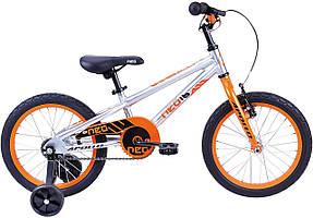 "Велосипед 16 ""Apollo NEO boys помаранчевий / чорний"