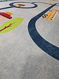 """Бесплатная доставка! Ковер в детскую """"Воздушные дороги"""" (160 на 230 см), фото 5"""