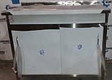 Стіл з бортом виробничий 1000х600х850, фото 6