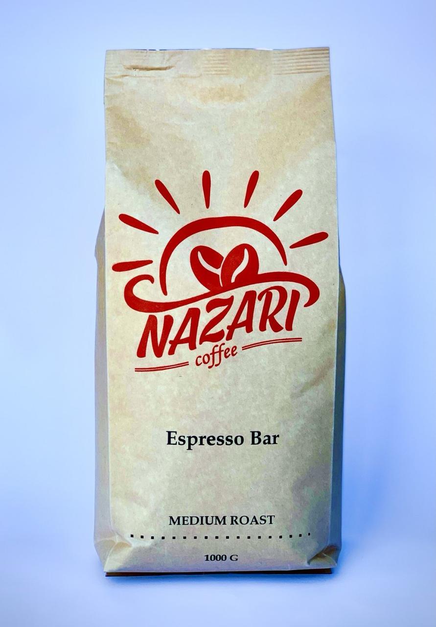 Кофе в зернах Nazari Coffee Espresso Bar, 1кг