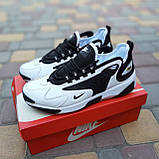 Кросівки чоловічі розпродаж АКЦІЯ 750 грн Nike Zoom 2K 46й(29.5 см) останні розміри люкс копія, фото 5