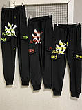 Штаны спортивные для мальчика  128-158см, фото 2