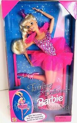 Коллекционная кукла Барби Балерина Barbie Twirling Ballerina 1995 Mattel 15086