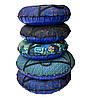 Тюбінг надувний / Ватрушка / Надувні санки ПВХ діаметром 120 див., EKS, фото 4