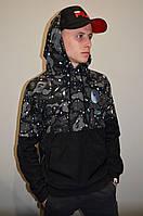 Чоловіча куртка-анорак Bape star Куртка-Анорак Bape star, фото 1