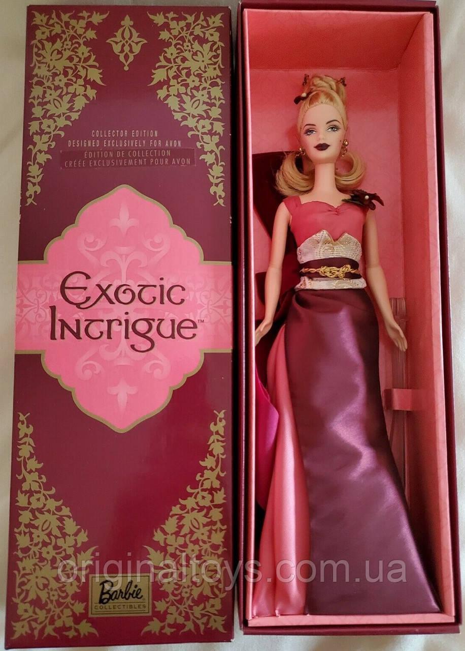 Коллекционная кукла Барби Exotic Intrigue 2004  Mattel B9795