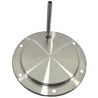 Дисковый тэн для керамического (фарфорового) чайника с трубкой 1,2кВт