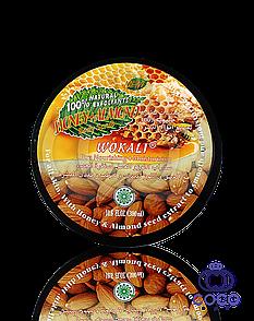 Скраб для тіла Wokali Honey+Almond Body Scrub