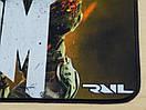 Игровой коврик для мышки игровая поврехность RAIL DOOM, фото 2