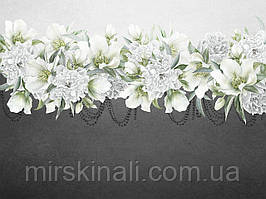 WHITE FLOWERS 1а