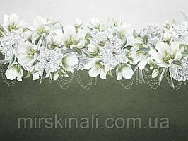 WHITE FLOWERS 3а