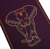 Коврик для йоги Лила Big Elephant