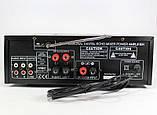 Усилитель UKC AV-326BT 3295 с караоке, фото 3
