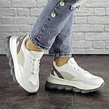 Жіночі кросівки Fashion Bubbles 1642 39 розмір 24 см Білий, фото 10