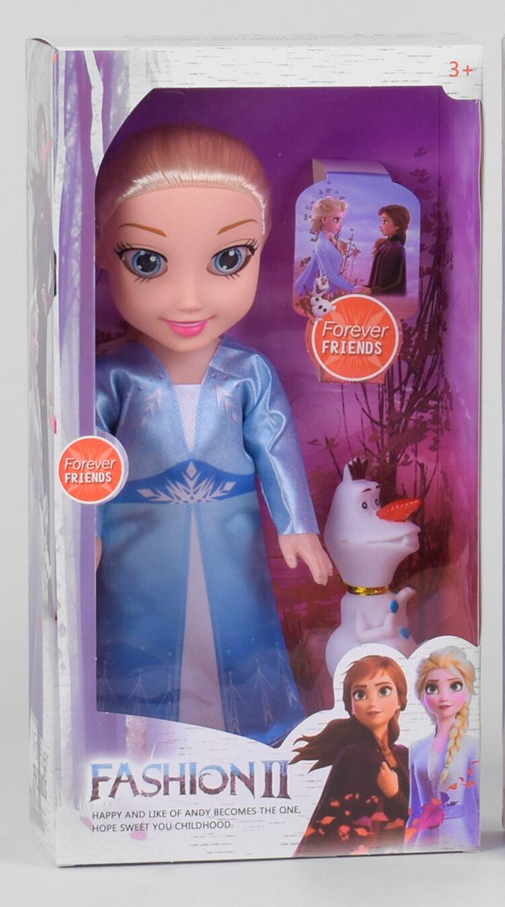 Музыкальная кукла Холодное сердце Эльза и Олаф Frozen 2