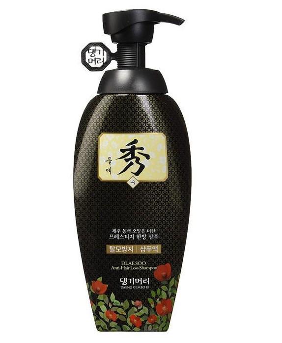Шампунь против выпадения волос Daeng Gi Meo Ri Dlae Soo Hair Loss Care Shampoo 400 мл