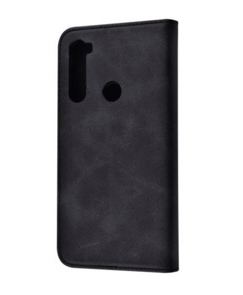 Чехол-книжка TPU Magnet for Xiaomi Redmi Note 8T Black