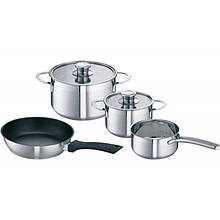 Набір каструль і сковорід Bosch HEZ390042