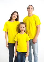 Дорослі однотонні футболки