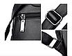 Рюкзак жіночий шкіряний трансформер сумка Hilary Hefan Daishu, фото 9